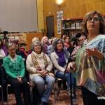Taradell commemora el Dia Internacional de la Dona parlant de la lluna