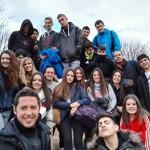26 alumnes de l'INS Taradell són d'intercanvi al municipi francès de Contres