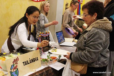 Taradell es torna a bolcar per commemorar el dia internacional de la dona - Cuines granollers ...