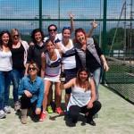 L'equip femení de pàdel del Club Parc d'Esports puja a Tercera divisió del comarcal