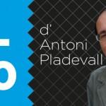 La T-10 de poesia catalana d'Antoni Pladevall