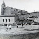 Centenari del primer camp de futbol a Taradell