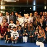 13 guardonats com a millors esportistes 2016 de Taradell