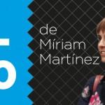 La T-10 de dates taradellenques de Míriam Martínez