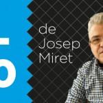 La T-10 d'arxius de Josep Miret