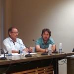 Xevi Blancafort pren possessió com a regidor a l'Ajuntament de Taradell
