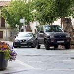 L'Ajuntament de Taradell inicia una campanya perquè s'aparqui bé amb cotxe