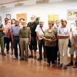 Els artistes taradellencs ja tenen les seves obres exposades per Festa Major