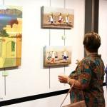 Crida als artistes de Taradell per exposar les seves obres durant la Festa Major