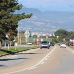 Es preveuen restriccions de circulació a la carretera de Taradell a Vic a partir de dilluns