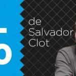 La T-10 de cançons de Salvador Clot