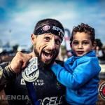 Jordi Mora guanya a la seva categoria a l'Spartan Race de València