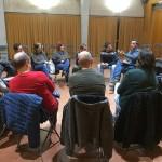 ERC Taradell celebra un acte obert centrat en el referèndum i temes municipals