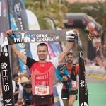 Albert Pujol guanya la Marató de la TransGranCanaria 2017