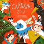 Un cartell de la taradellenca Anna Aparicio il·lustrarà el Carnaval de Rubí 2017