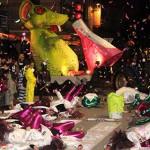 Una vintena de carrosses i comparses a la rua de Carnaval de Taradell 2018 que tindrà nou recorregut