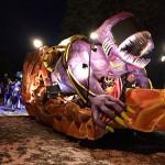 Els Troneres tornen a guanyar el premi a millor carrossa al Carnaval de Taradell 2017