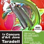 Es convoca el primer concurs d'Art Jove de Taradell