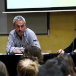 Enric Casulleras presenta a Taradell el seu llibre 'Parlem d'economia amb els joves'