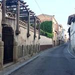 A partir de dilluns el tram del carrer de la Vila a partir de l'Ajuntament estarà tallat per obres
