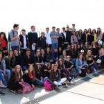 25 alumnes de l'INS Taradell estan a França d'intercanvi cultural
