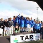 L'Espanyol guanya l'edició 2017 del Torneig internacional TAR de futbol