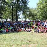 Quasi 300 persones participen a la 7a caminada intergeneracional del Col·legi Sant Genís i Santa Agnès