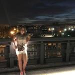 Aina Alcubierre, una taradellenca als Estats Units