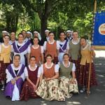 L'Esbart dansaire Sant Genís se'n va a actuar al País Basc