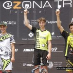 El taradellenc Jordi Araque tanca el 2017 liderant el rànquing de la Federació Catalana de Ciclisme