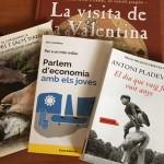 Aquests són els taradellencs que han trobat els 4 llibres amagats pels 10 anys de Taradell.com