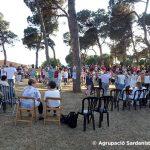 L'Aplec de la Sardana de Taradell arriba diumenge als 75 anys i amb mesures preventives per poder ballar