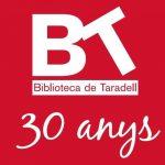 La Biblioteca de Taradell celebra aquesta setmana el 30è aniversari amb diversos actes