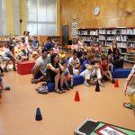 La Biblioteca de Taradell celebra 30 anys amb música de Dylan, circ i contes amb pijama