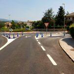Completat el canvi d'accessos al barri de l'Era del Tint