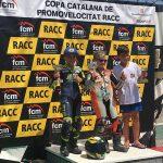Blai Trias és segon a Menàrguens, prova de la Copa catalana de promovelocitat