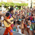 L'espectacle infantil de 'El Pot petit' posa el punt i final a L'estiu a la fresca de Taradell