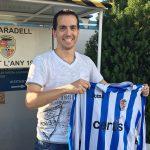 Oriol Oller es converteix en el tercer fitxatge de la UD Taradell