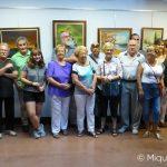 Ja es pot veure l'exposició de creacions de Festa Major dels artistes taradellencs