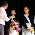 Els Lluïsos reinventen el pregó de la Festa Major de Taradell i Teresa Linlin és escollida pubilla 2017