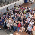 El casal de gent gran de Premià de Mar torna la visita a Taradell
