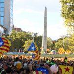 Taradell es torna a bolcar amb la mobilització de la Diada Nacional de Catalunya 2017