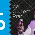 La T-10 de cançons Gospel de Guillem Prat