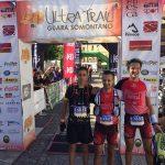 Albert Pujol s'endú la victòria a la Long Trail Guara Somontano 2017