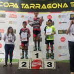 Un títol i tres segons llocs taradellencs a la Copa Tarragona de trial