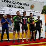 Marc Clapés enceta la Copa catalana de ciclocross 2017 amb un segon lloc en Màster 30