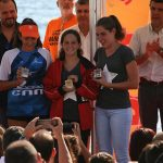 Mireia Montaña guanya la travessa de natació Radikal MarBrava 7.0 en categoria menors de 16 anys