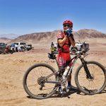 Anna Ramírez guanya l'exigent Épica Atacama 2017 en btt