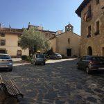 S'ordenen les zones on aparcar de la Plaça Santa Llúcia i la Plaça d'en Gili