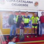 El taradellenc Enric Bau guanya a Sant Joan Despí a la quarta prova de la Copa catalana de ciclocròs